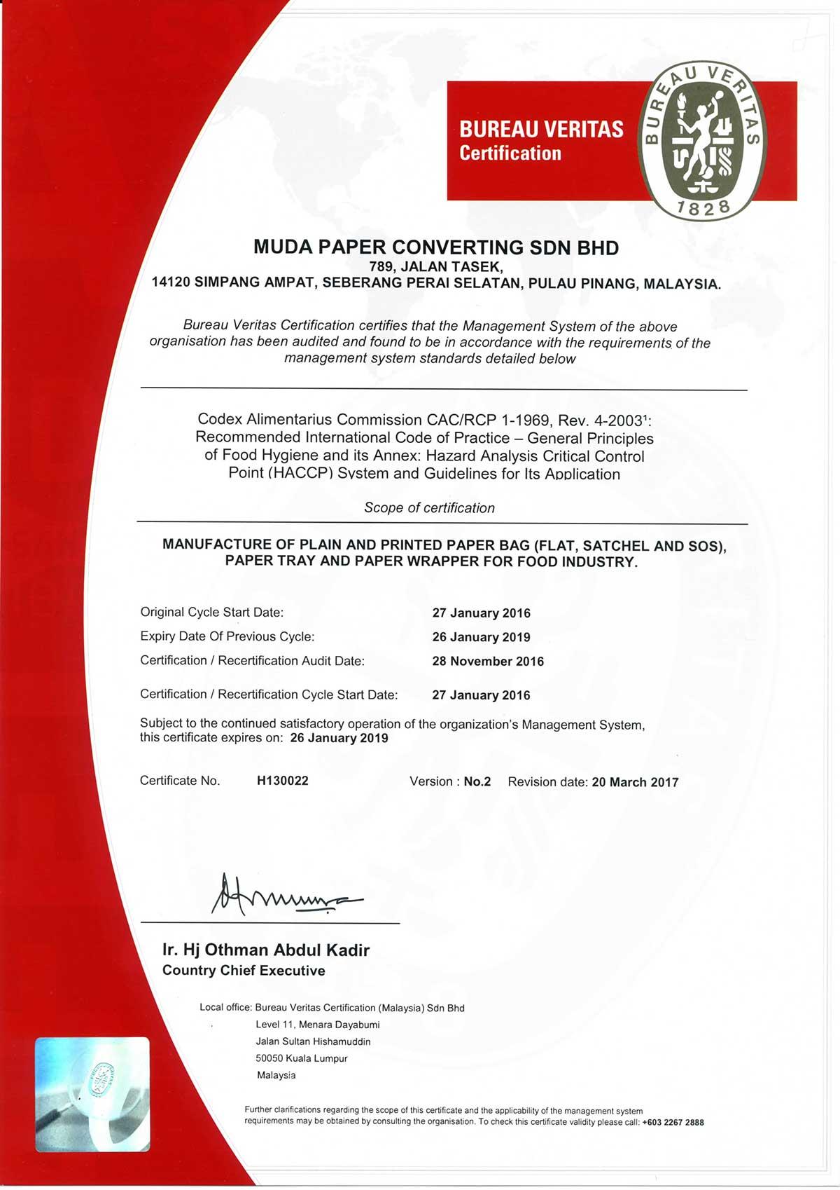 HACCP-Cert-Muda-Paper-Converting